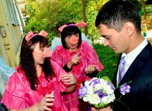 различные идеи для выкупа невесты