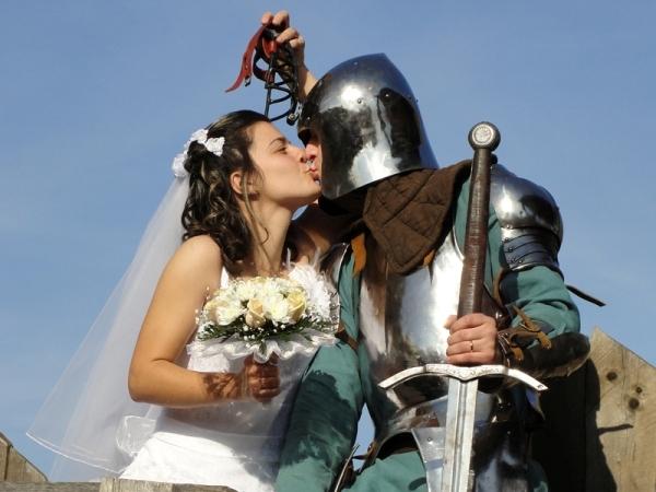 выкуп невесты - рыцарский подвиг