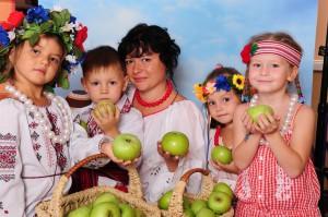 яблочный спас - скоро осень