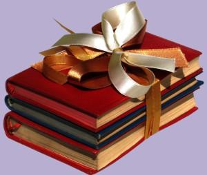 Книга как подарок женщине