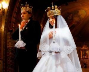 основные Правила венчания