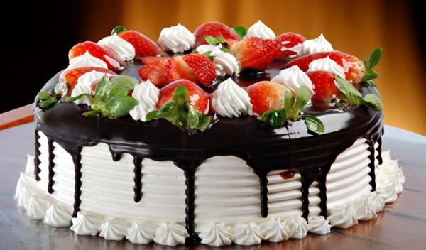 Торт на день рождения начальнице
