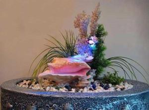 декоративные фонтаны в подарок