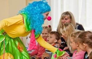 правила поведения - детский день рождения