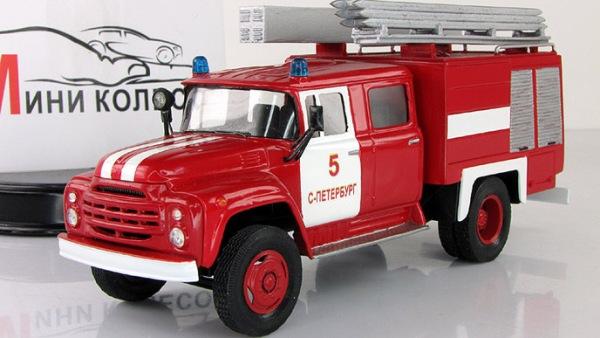 пожарная машина в подарок мальчику