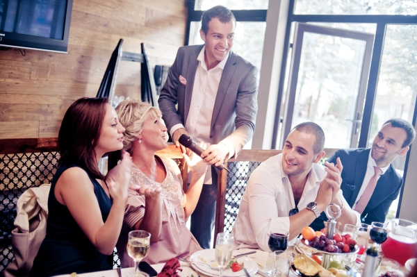 Застольные свадебные конкурсы