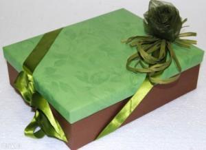 волшебная коробка для мамы