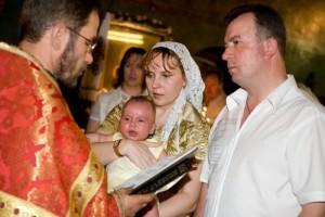 как выбираются крестные ребенку