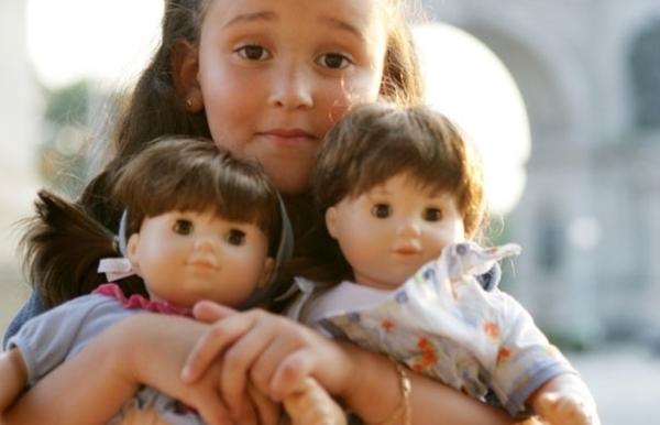 кукла для сестренки