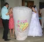 оригинальный подарок на свадьбу молодоженам