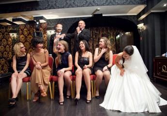прикольные и смешные свадебные конкурсы