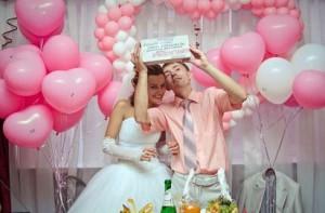 подарки на свадьбу шуточные и оригинальные