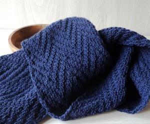 шарф в подарок дедушке на ДР