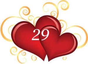 Свадьба 29 лет какая свадьба поздравления