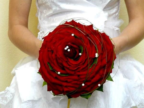 Гламелия - букет невесты на свадьбу