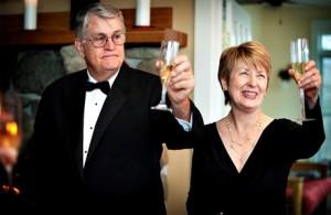 как поздравить с никелевой свадьбой мужа