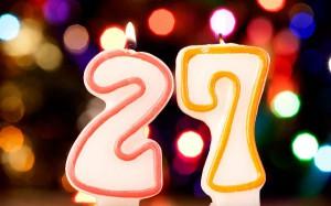 27 лет совместной жизни супругов - какая это свадьба, Мы делаем праздник лучше!