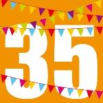 35 летие совместной жизни: