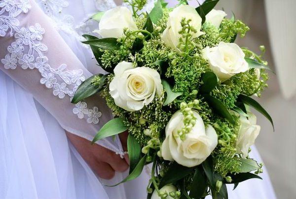 букет невесты в стиле Романтизмы