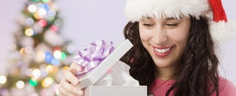 Что можно подарить девушке на новогодний праздник