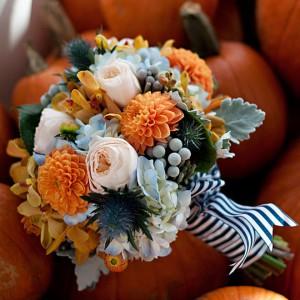 как выбрать свадебный букет цветов