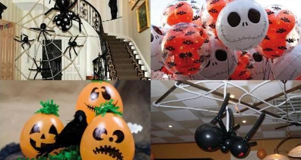 воздушные шары для тематического дня рождения