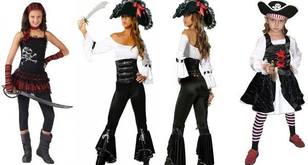 штаны - часть карнавального костюма пирата