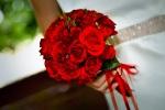 свадебные букеты фото из роз