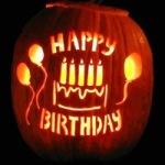 день рождения в стиле хэллоуина фото