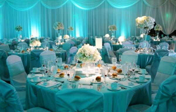 нюансы тематического оформления свадебного стола