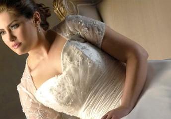 свадебное платье - факторы выбора для полной невесты
