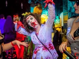 тематические конкурсы на Хэллоуин