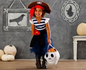 делаем сами костюм пирата для девочки
