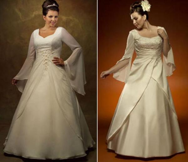 как подобрать цвет свадебного платья