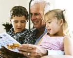 что подарить дедушке на новый год от внучки