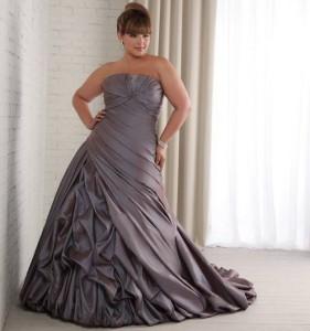 выбор цветовых решений для свадебных платьев