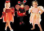 идеи новогодних костюмов для девочек фото