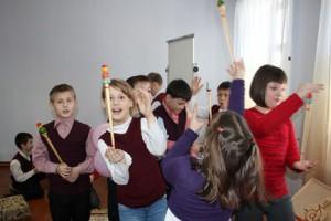 рождественские игры для детей