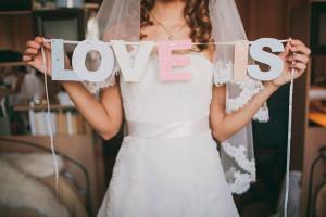 оригинальные конкурсы на свадьбу в стиле Любовь это