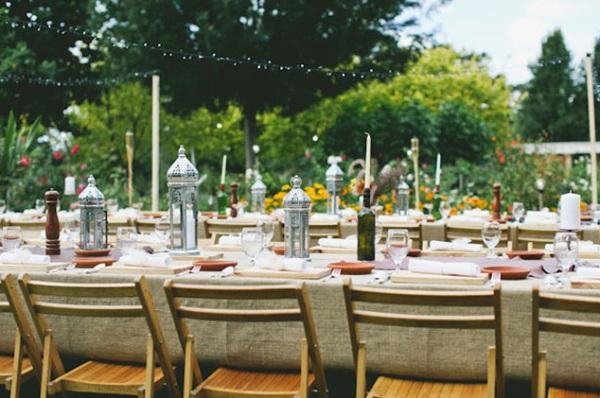 место проведения богемной свадьбы