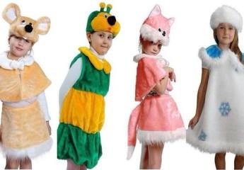 идеи новогодних маскарадных костюмов для девочек