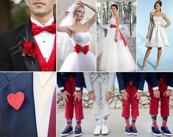 наряды молодоженов на свадьбу в стиле love is