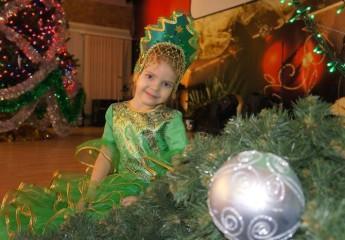 делаем сами новогодний костюм елочки для девочки