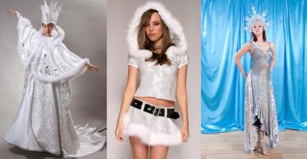 Платье для снежной королевы своими руками 79