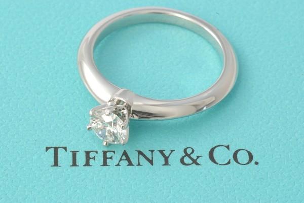 их чего производят обручальные кольца Tiffany