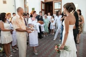 благодарность папе и маме на свадьбе