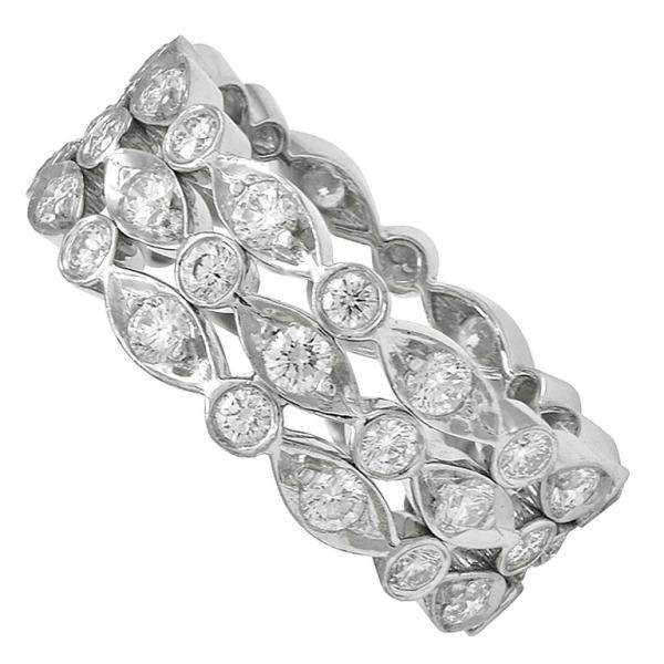 обручальное кольцо Swing от Тиффани