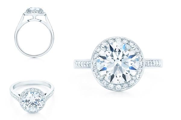 обручальное кольцо Embrace от Тиффани
