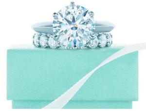 что представляют собой обручальные кольца Тиффани