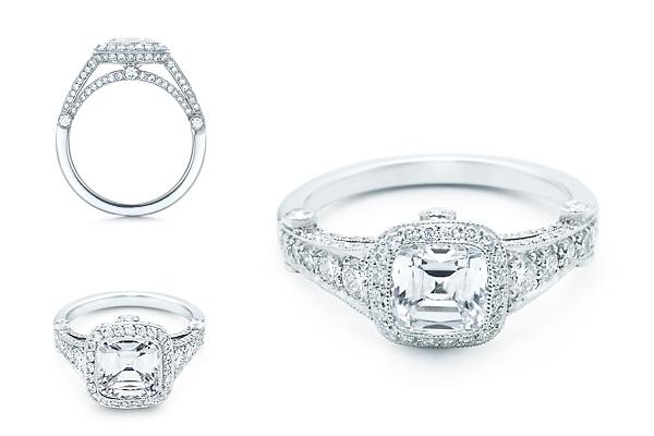 обручальное кольцо Legacy от Тиффани